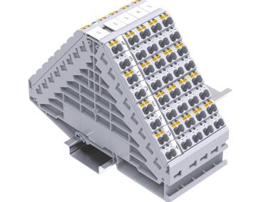 8 Level Marshalling Terminal Blocks