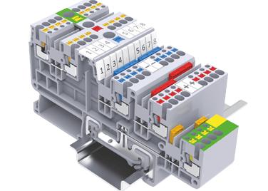 Sensor & Actuator Terminal Blocks