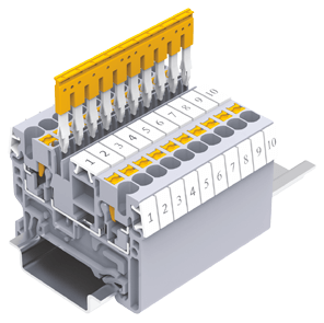 CP Series PUSH-IN Terminals